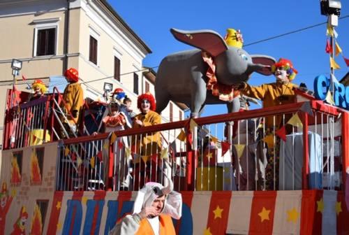 Montemarciano, rinviato al 2022 l'appuntamento con il Carnevale