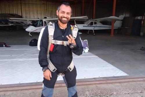 Paracadutista muore durante un lancio, indagato un filottranese