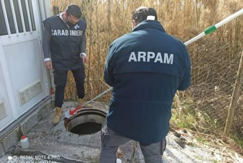 Carabinieri Forestali in Comune, da Acquambiente e Ato: si indaga sul depuratore di Filottrano