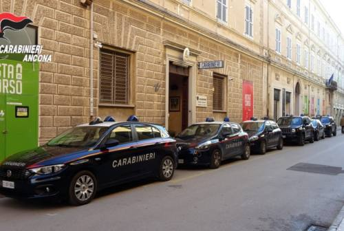 Pianello Vallesina: interrotta una festa a base di marijuana. Nei guai 10 ragazzi e un minorenne