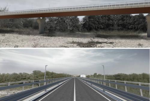 Nuovo ponte San Carlo, traffico sbarrato per un anno e mezzo