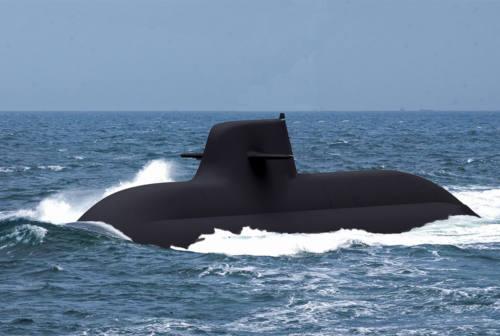 Fincantieri coinvolta nella costruzione di due sottomarini per la Marina Militare