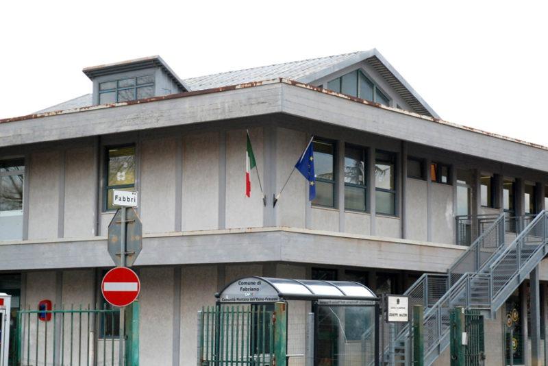Fabriano, scuola Mazzini