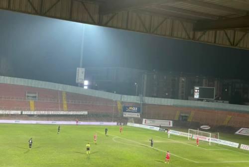 Calcio, Fano corsaro a Mantova