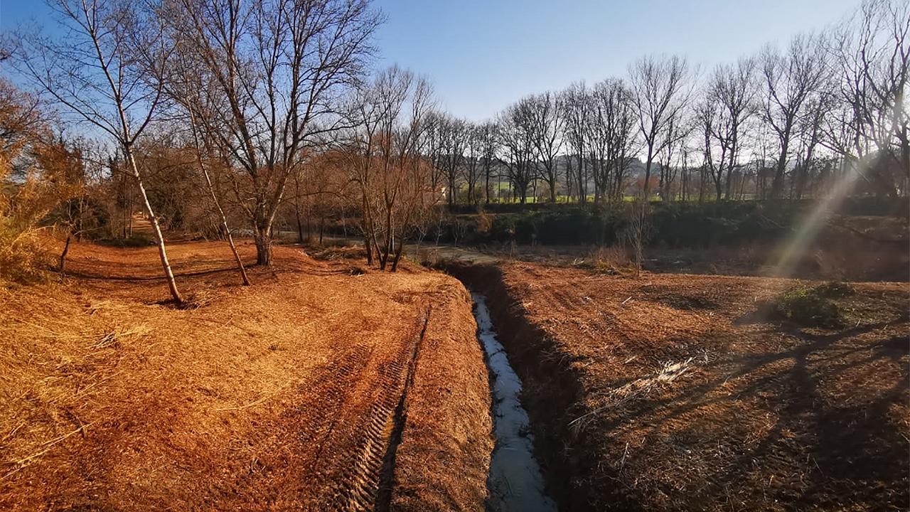 Conclusi i lavori sul fiume Misa a Senigallia