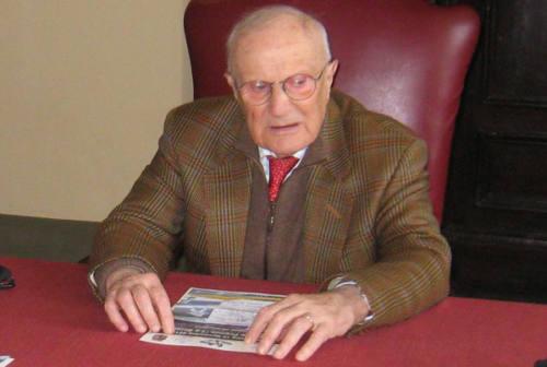 L'Anpi Senigallia ricorda il suo presidente onorario, l'ex sindaco Giuseppe Orciari