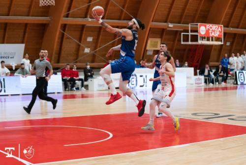 Terza vittoria per la Janus Basket, spicca Scanzi. L'intervista