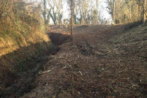 Rischio idrogeologico, partiti a Senigallia i lavori al fosso del Sambuco