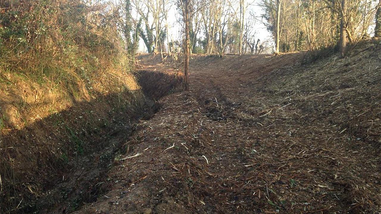 Partiti a Senigallia i lavori sul fiume Misa per sistemare l'area del fosso del Sambuco