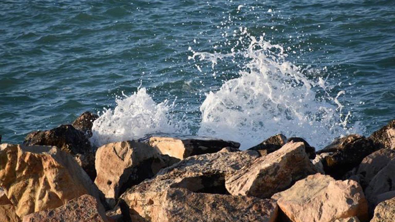 lavori per la difesa della costa