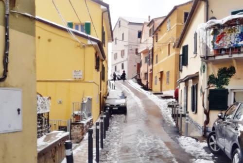 Ancona, maltempo: monitoraggio e interventi di salatura contro il ghiaccio