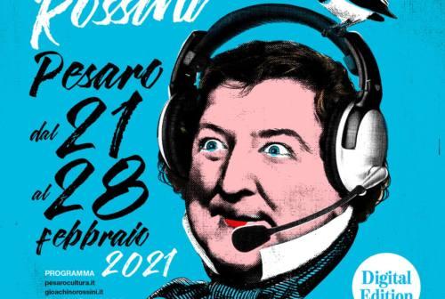 Pesaro, ecco la Settimana Rossiniana: quattro concerti in streaming