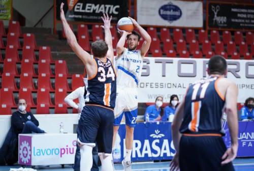 La Ristopro Fabriano supera la The Supporter Jesi e vola al vertice da sola