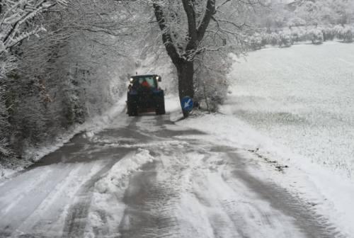 Filottrano, chiuse le scuole e attivato il piano neve: funziona la prevenzione