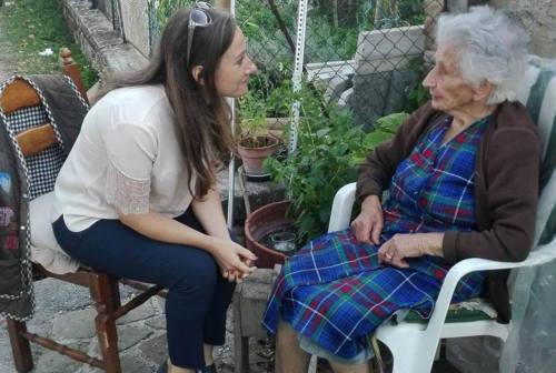 Fiastra, nonna Peppina commendatore della Repubblica: simbolo della resilienza dei terremotati
