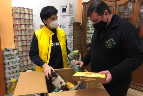 Coldiretti Marche, consegnati oltre 22 mila chili di cibo alle famiglie bisognose
