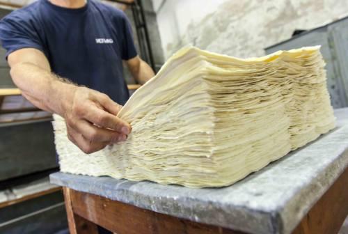 Fabriano, un workshop internazionale per ricostruire le vie della carta