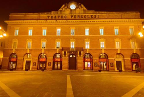 Jesi, il Pergolesi si illumina per fare luce sul Teatro