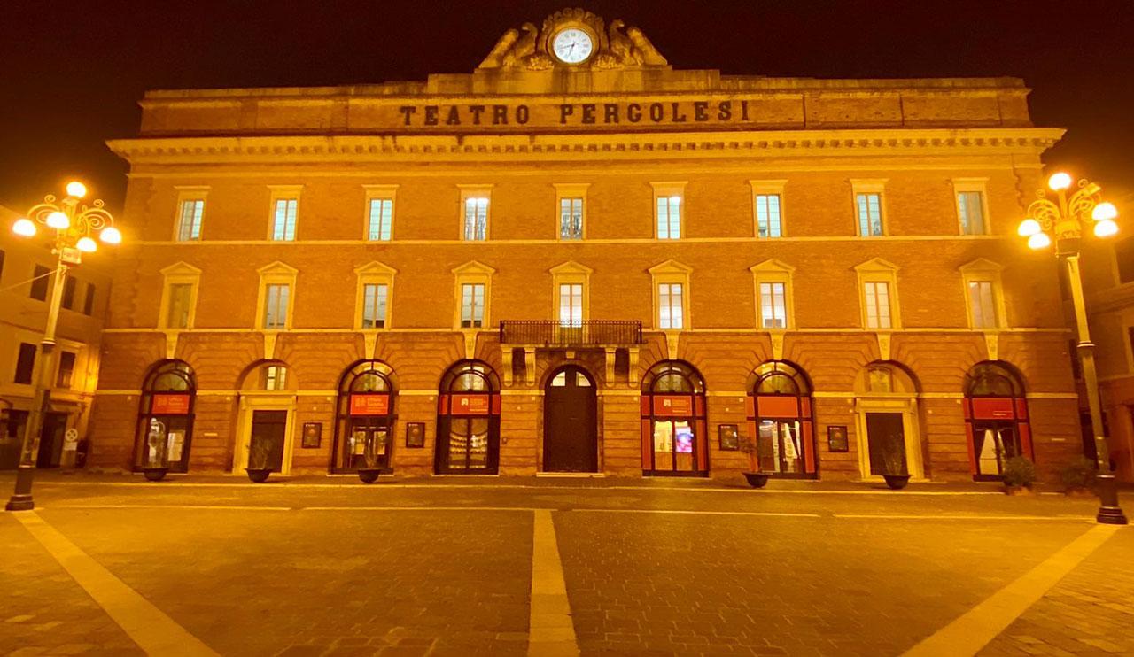 Teatro Pergolesi, Jesi