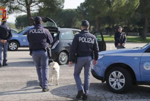 Condannato a 3 anni e 3 mesi, 22enne trovato e arrestato dalla polizia ai giardini Diaz