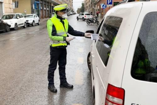 Polizia locale di Ancona: ecco il bilancio dell'attività svolta nel 2020