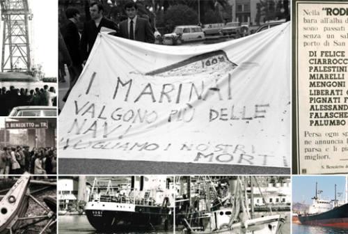 Il naufragio del peschereccio Rodi e le proteste popolari del 1970 in un docufilm