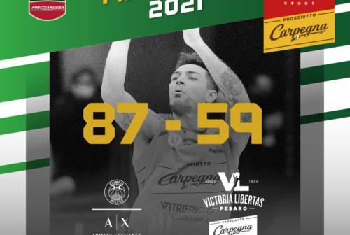 Basket, Milano straripante si prende la Coppa. Onore ad una grande VL