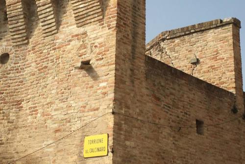 Altre crepe sulla cinta muraria di Corinaldo, residenti preoccupati