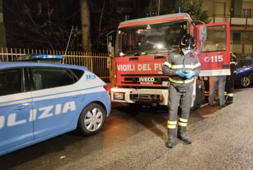Ancona, fuga di monossido: parla l'amico del figlio entrato nell'appartamento