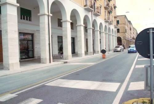 Ancona, proseguono i lavori di riqualificazione agli Archi tra opinioni contrastanti