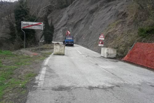 Ascoli, riaperta la strada provinciale 31 di Folignano. Eseguiti lavori per 5 milioni