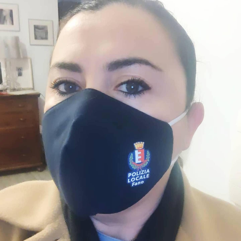 Assessore alla polizia locale Sara Cucchiarini