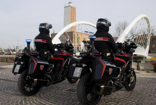 Fano, controlli a tappetto dei carabinieri sulle strade: tre arresti