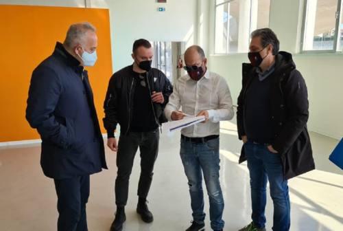 Civitanova, nuovo centro vaccini pronto entro pochi giorni. «Previste 11 postazioni»