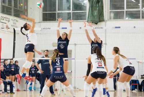 Volley, la serie B fa i conti con il Covid