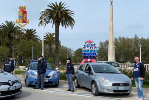 San Benedetto del Tronto: in delirio per la strada per alcool e droga, salvata dalla Polizia