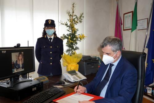 Violenza di genere, Questura di Ancona e associazione Donne e Giustizia rafforzano la collaborazione