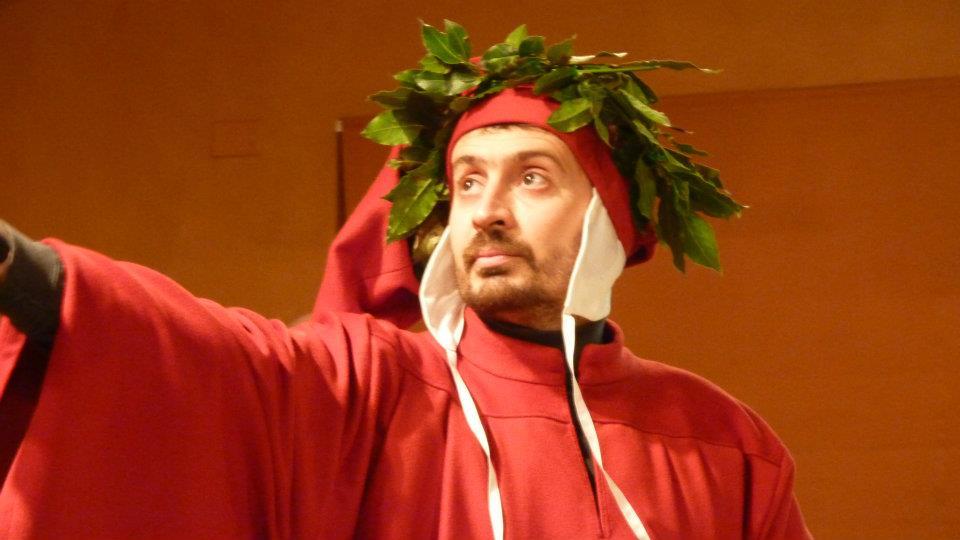 Il professor Luca Di Dio