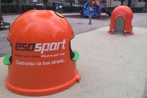 Esosport, dallo sport all'economia circolare nel rispetto dell'ambiente
