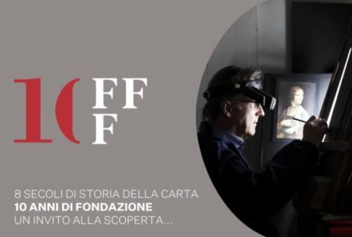La Fondazione Fedrigoni Fabriano compie 10 anni all'insegna della storia della carta