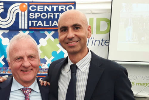Fano ai vertici del CSI Marche: Giacomo Mattioli nominato presidente regionale