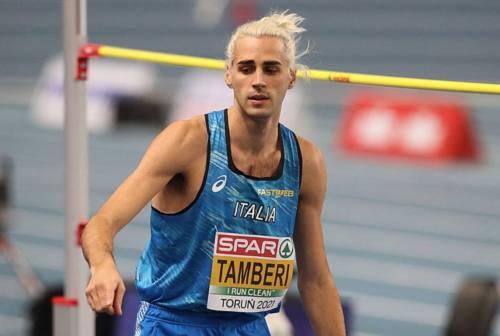 Europei Atletica, Tamberi vola a 2.35 ma è solo argento nella finalissima