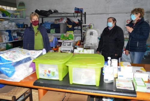 La pandemia non ha fermato l'attività del Cav di Fabriano
