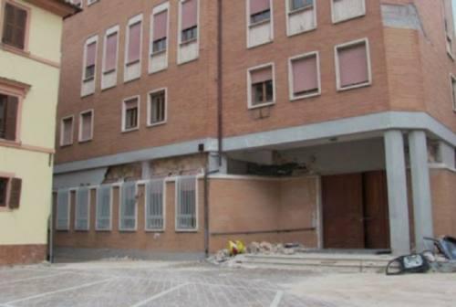 Il tribunale di Camerino sarà demolito: «Approvati lavori per 640 mila euro»