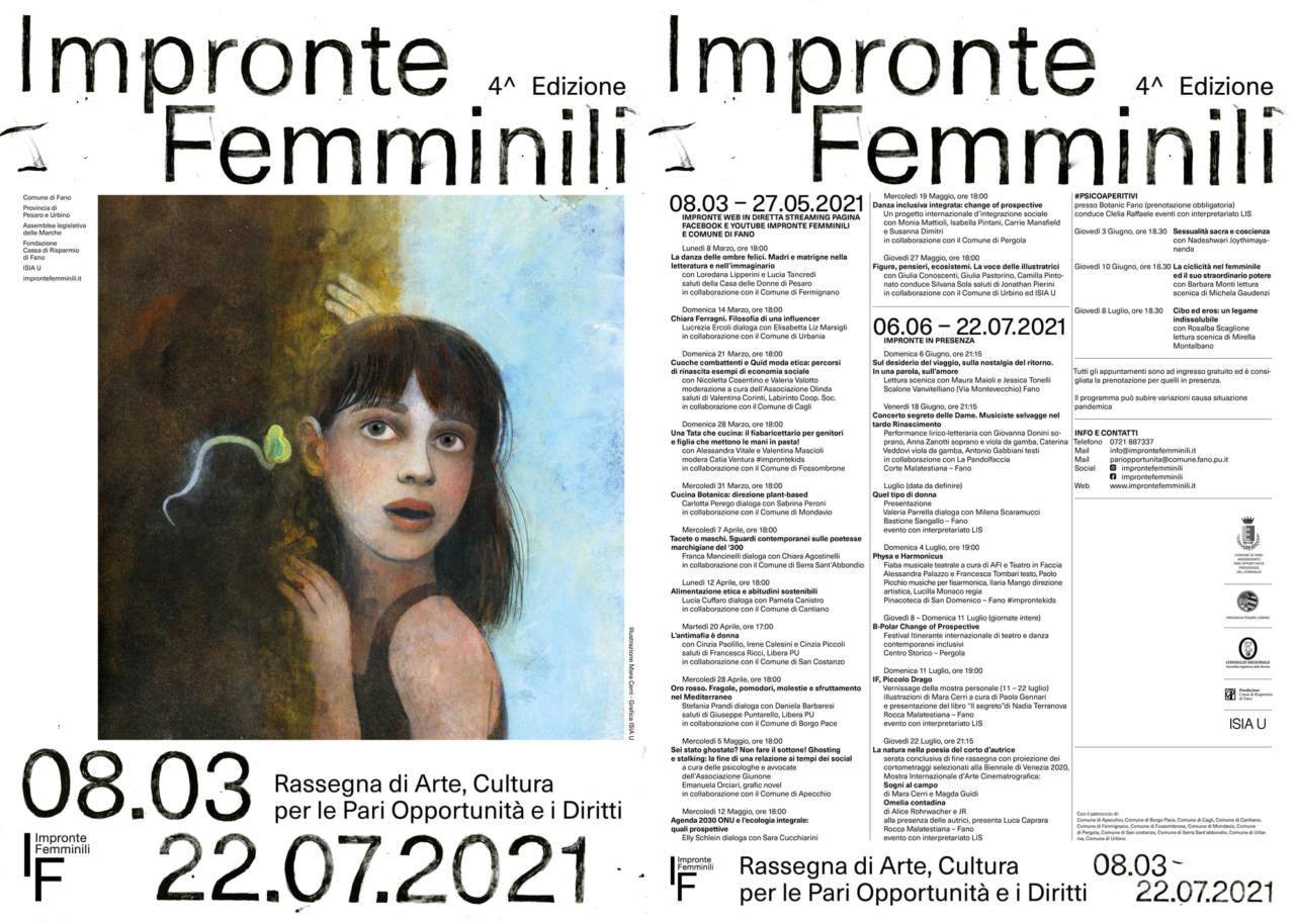 Impronte Femminili: il programma