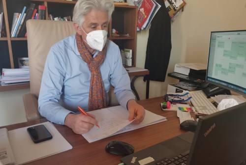Macerata, primo bilancio del sindaco: «Il momento più difficile? Quando l'ospedale era pieno»