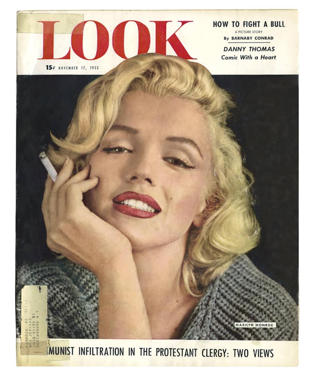 Marilyn Monroe © Milton H. Greene / Elizabeth Margot Collection