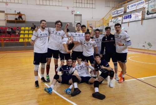 Volley, troppa Nef Osimo per la Sampress Loreto. Il derby è senzatesta