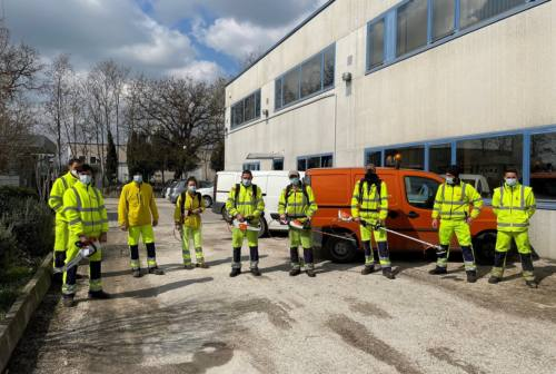 Covid, Osimo servizi affronta le sfide e investe in sicurezza