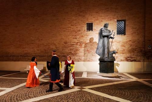 Jesi, il Palio di San Floriano verso il Nuovo Mondo